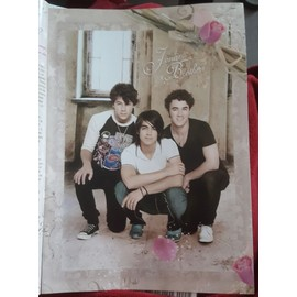 poster a4 jonas brothers