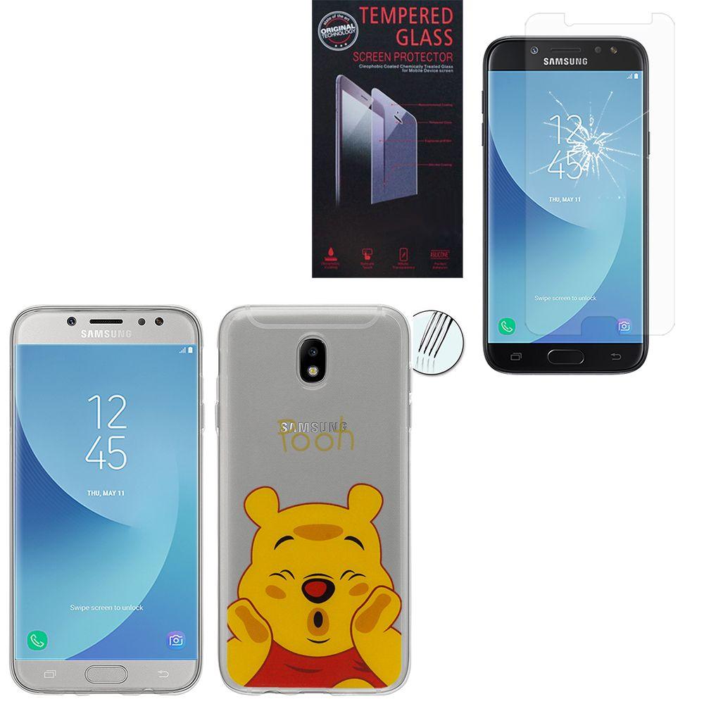 Coque silicone Pour Samsung Galaxy J5 (2017) 5.2