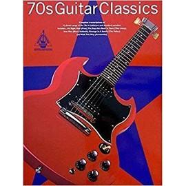70s guitar classics 12 morceaux des années 70 Police Van Halen Aerosmith Black Sabbath...
