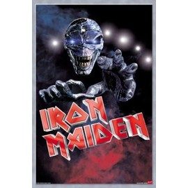 Iron Maiden Poster - Visions Of The Beast (91x61 cm)
