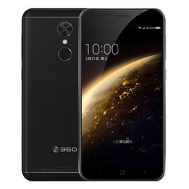 Image 360 N5 6 Go + 64 Go Dual Sim Android 6.0 Octa Core 5.5 Mousse Noir