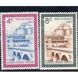 Timbres-poste des Nations