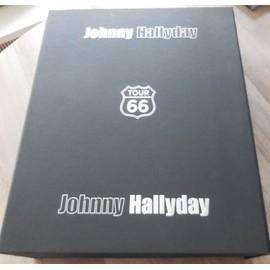 JOHNNY HALLYDAY - coffret collector tour 66 johnny hallyday