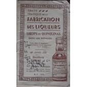 trait pratique de la fabrication des liqueurs de t noirot - Luminaire Cuisine Rustique1843