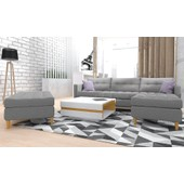 Canape convertible scandinave achat et vente neuf d for Canape helly