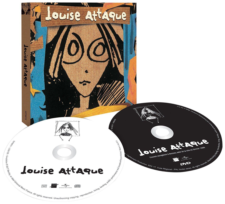 Louise attaque - 20e anniversaire