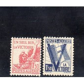 Stamps Topical Stamps Timbre Algerie Neuf N° 199 ** Pour La Victoire