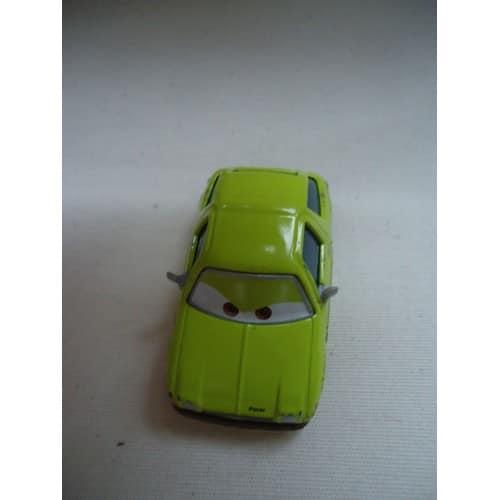 Voiture miniature pacer vert cars disney mattel