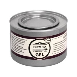 12 X Gel combustible éthanol pour chauffe plat Olympia 200g