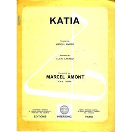 Katia. Marcel Amont.