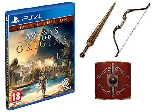 Assassin's Creed Origins - Limited Edition - Exclusif Amazon