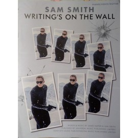 partition writing's on the wall - james bond music 007 spectre