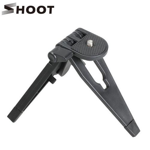 SHOOT Portable Trépied Mont Tropod pour GoPro SJCAM SJ4000 Yi 4K DSLR Numérique Dovetail Caméra Trép