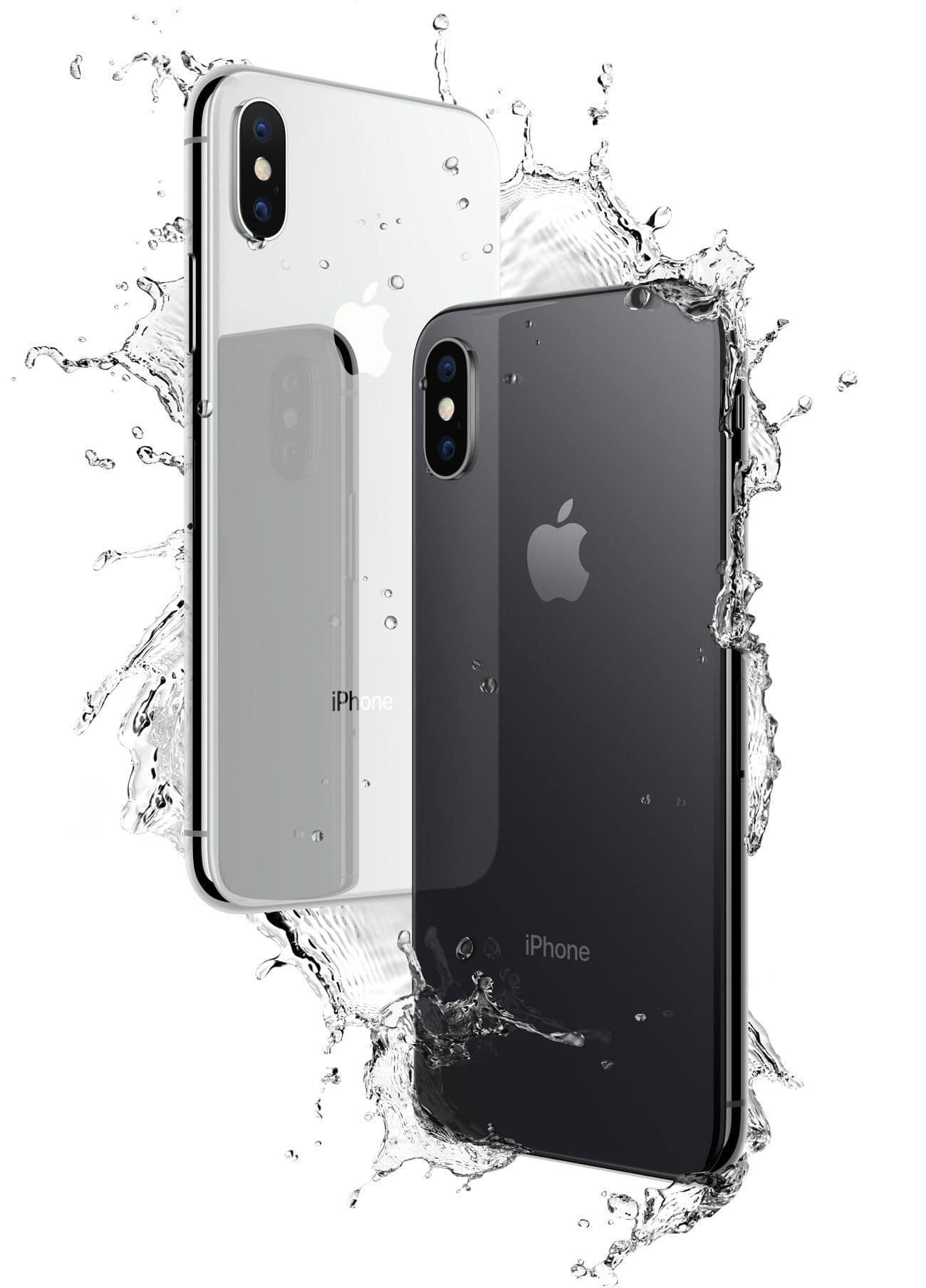 Apple iPhone X 256 Go Argenté_image_3|Rakuten