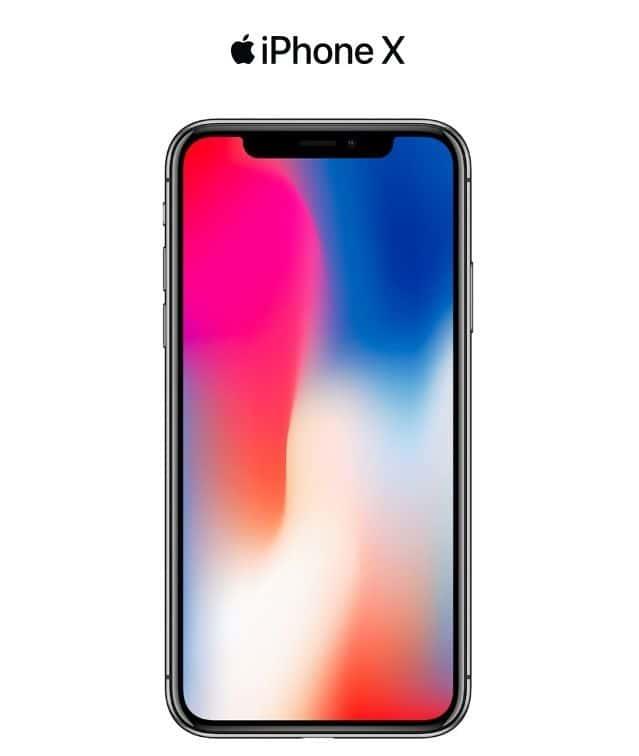 Apple iPhone X 256 Go Argenté_image_1|Rakuten