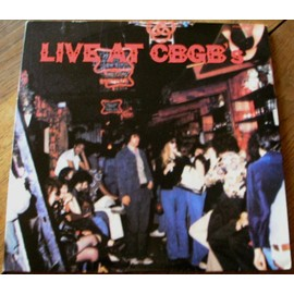 Live At CBGB's Omfug Vol. 1 1975/1976 - The Home Of Underground Rock - Double Album