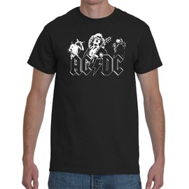 T-shirt ACDC Live