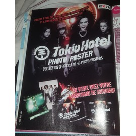 poster a4 tokio hotel