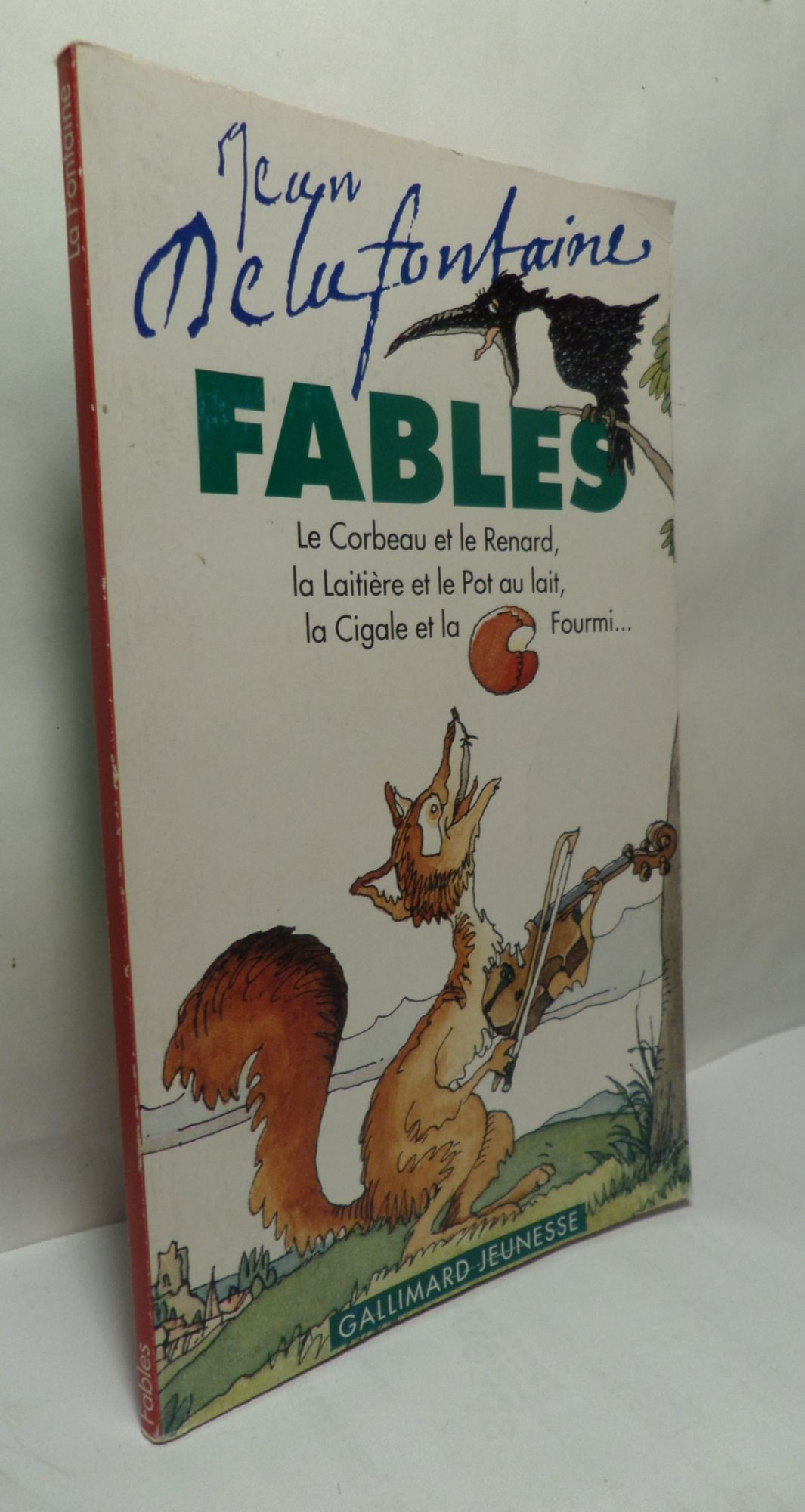 Fables (livres VIII a XII)