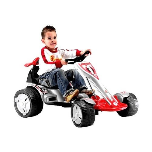 2d32a642818615 Voiture Electrique enfant 12v  strong injusa  strong  big wheels kart  electric