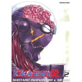 Kikaider Code 02 - Tome 2 - Ishinomori Shotarô