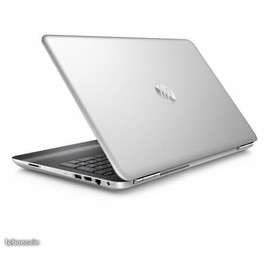 HP PAVILION 15-AU114NH 15.6 quot; Intel Core i5-7200U - 2.5 Ghz - Ram 4 Go - DD 256 Go