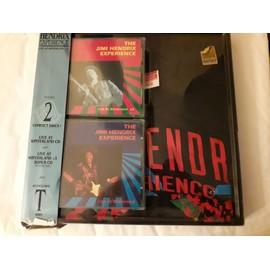 JIMI HENDRIX LIVE AT WINTERLAND +3 BOX 2 CD+TEE SHIRT