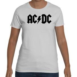 T-shirt Femme ACDC Logo Classic