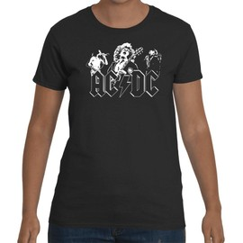 T-shirt Femme ACDC Live