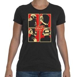 T-shirt Femme Daft Punk