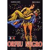 Orfeu Negro de Marcel Camus