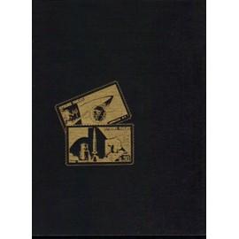 GROS ALBUM A VIS DE 1250 TIMBRES MINIMUM DU MONDE / FORMAT 30X27 Cm / 50 pages, 6 bandes fond noir. France, Espagne, DDR, Belgique, USA, Colonies F, Russie...