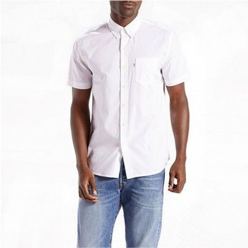 Chemise classic one blanc homme levi39s