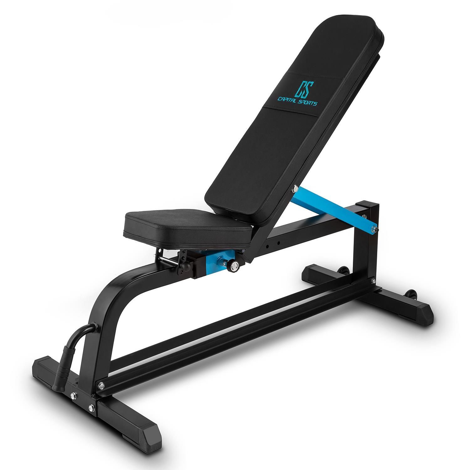 Capital Sports Ad Just Banc De Musculation Modulable Pour Exercices Avec Surface Rembourrée De 5cm