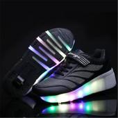 LED Heelys Propel Unisexe Chaussures à Roulette... vk3rRM