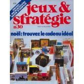 Jeux Et Strat�gie N� 30 : No�l : Trouver Le Cadeau Id�al
