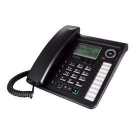Alcatel Temporis 700 Téléphone filaire avec ID dappelant noir