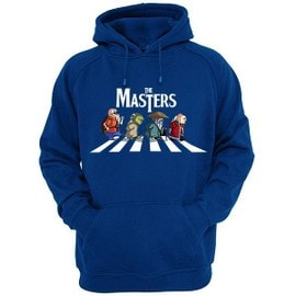 Sweat Shirt a capuche The Masters parodie The Beatles
