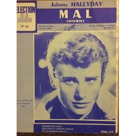 Johnny Hallyday Mal