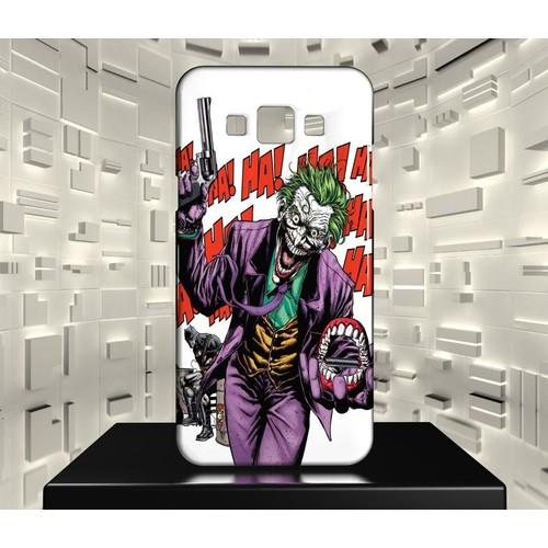 Coque Design Galaxy Grand Prime Joker Batman Comics 14