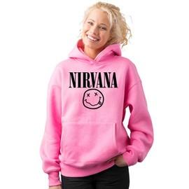 Sweat Shirt Nirvana Rose