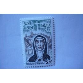 n°2249 4è centenaire de la mort de Ste Thérès d'Avila N**