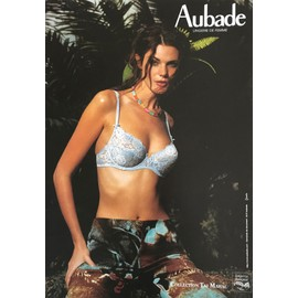 Aubade - Taj Mahal - Top Model - AFFICHE / POSTER envoi en tube - 40x57cm