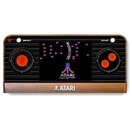 Image Console Portable Atari Avec Sortie Tv 43 50 Jeux