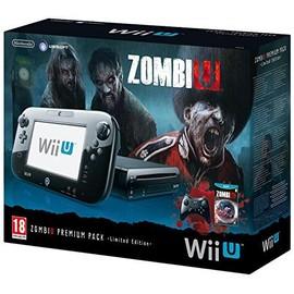 Image Console Wii U Premium Zombi U Pack 32 Go Nintendo