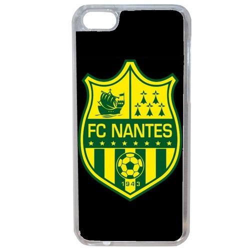 Coque protection FC NANTES pour Apple Iphone 5 C