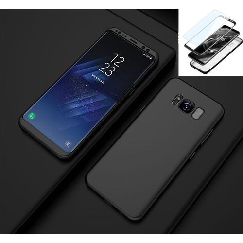 Samsung Galaxy S8 Plus Coque Coque Samsung Galaxy S8 Plus Full Protection Integrale 360° Housse Etui