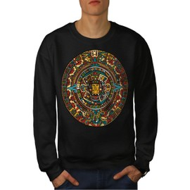 Aztec Traditionnel Men Sweatshirt | Wellcoda