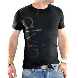 a9b3289127a T-Shirt Calvin Klein Manche Courte Cmp13s