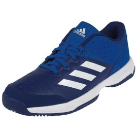 buy popular 8d4d4 5aa17 Chaussures Running Adidas Court Stabil Bleu Jr Bleu 74952